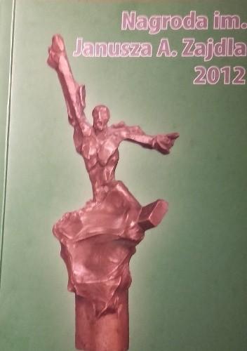 Okładka książki Nagroda im. Janusza A. Zajdla 2012