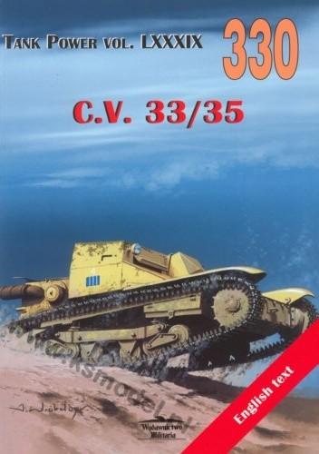Okładka książki C.V. 33-35
