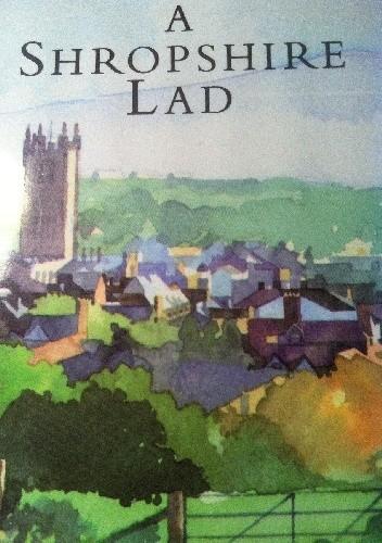 Okładka książki A Shropshire Lad