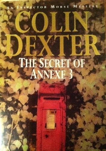 Okładka książki The Secret of Annexe 3