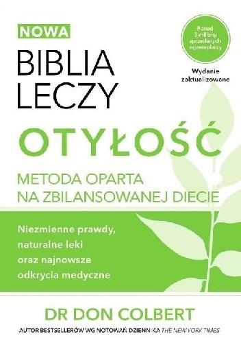 Okładka książki NOWA BIBLIA LECZY OTYŁOŚĆ