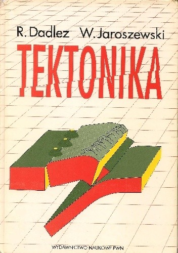 Okładka książki Tektonika