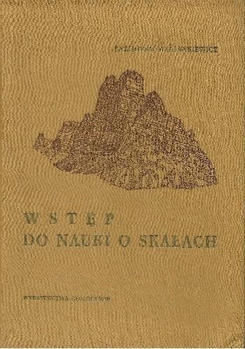 Okładka książki Wstęp do nauki o skałach