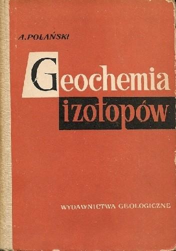 Okładka książki Geochemia izotopów