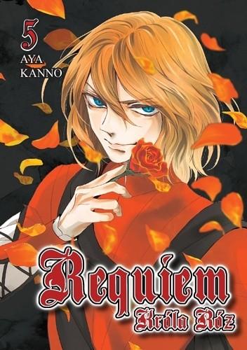 Okładka książki Requiem Króla Róż 5