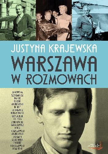 Okładka książki Warszawa w rozmowach