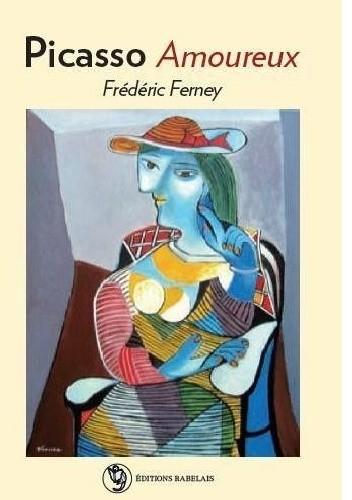 Okładka książki Picasso amoureux