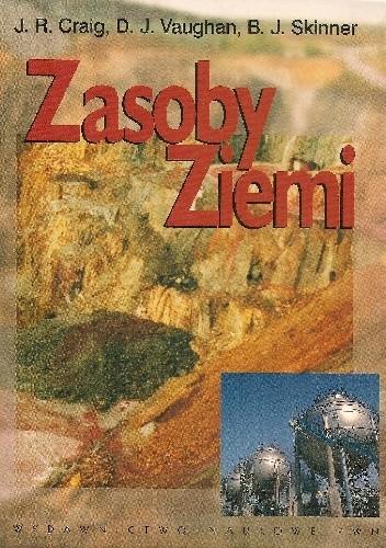 Okładka książki Zasoby Ziemi