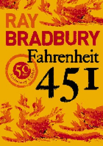 Okładka książki Fahrenheit 451