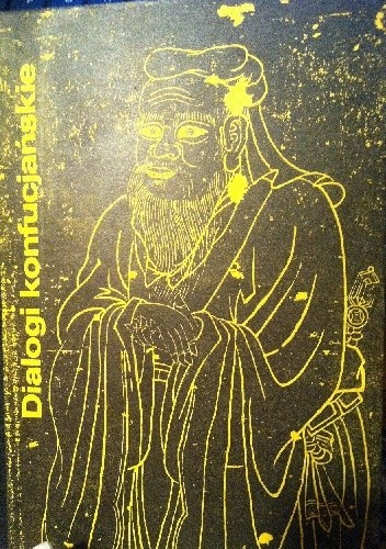Okładka książki Dialogi konfucjańskie