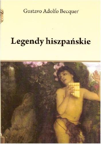 Okładka książki Legendy hiszpańskie