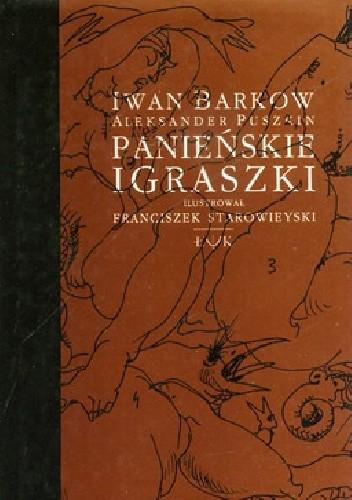 Okładka książki Panieńskie  igraszki
