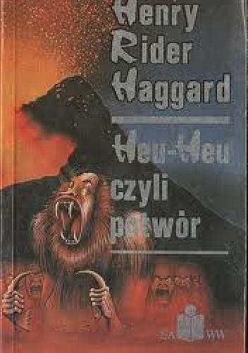 Okładka książki Heu-Heu czyli potwór