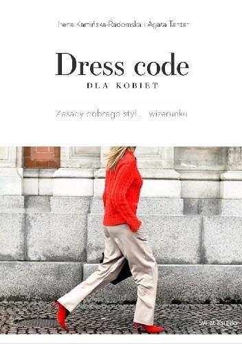 Okładka książki Dress code dla kobiet