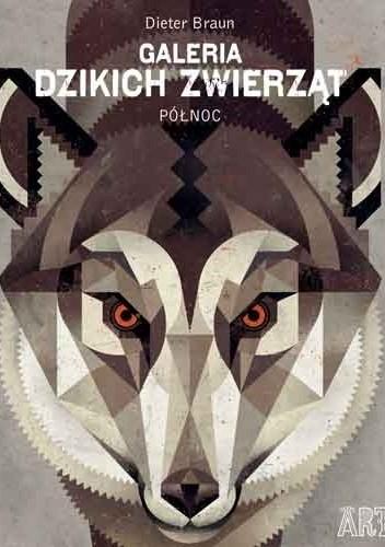 Okładka książki Galeria dzikich zwierząt. Północ