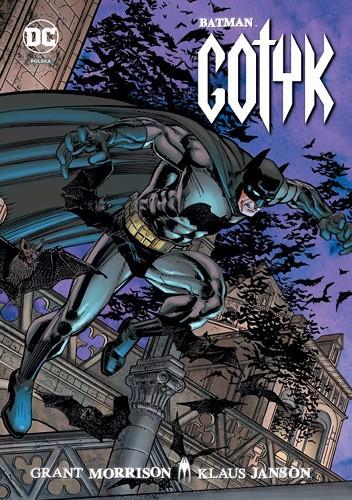 Okładka książki Batman: Gotyk