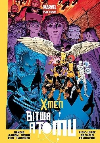Okładka książki X-Men: Bitwa atomu