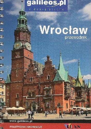 Okładka książki Wrocław. Przewodnik