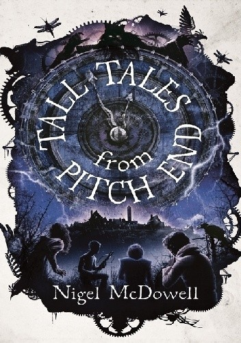 Okładka książki Tall Tales from Pitch End