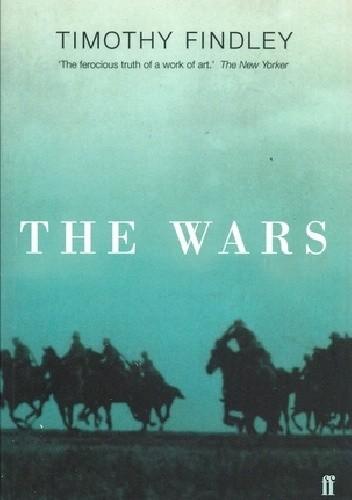 Okładka książki The Wars