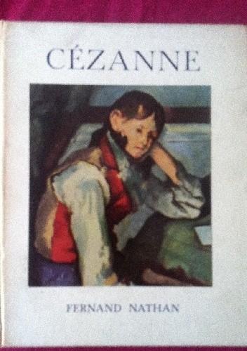 Okładka książki Cezanne
