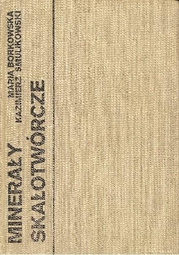 Okładka książki Minerały skałotwórcze