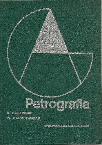 Okładka książki Petrografia