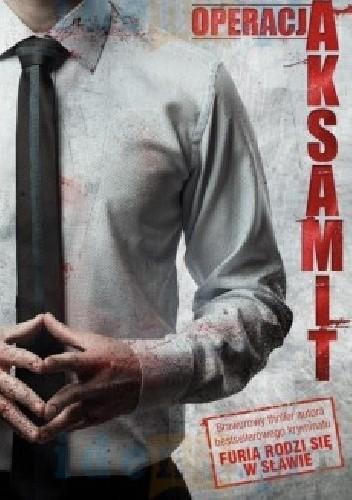 Okładka książki Operacja Aksamit