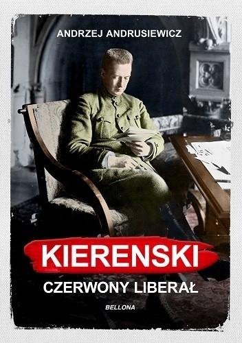 Okładka książki Kierenski. Czerwony liberał