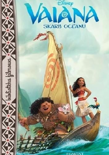 Okładka książki Vaiana. Skarb oceanu