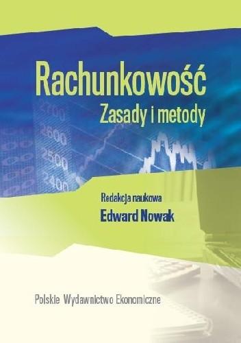 Okładka książki Rachunkowość Zasady i Metody