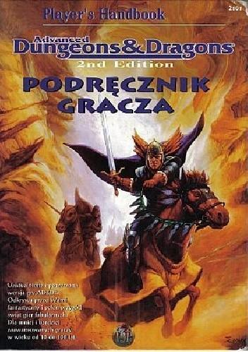 Okładka książki Podręcznik Gracza