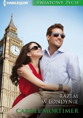 Okładka książki Razem w Londynie