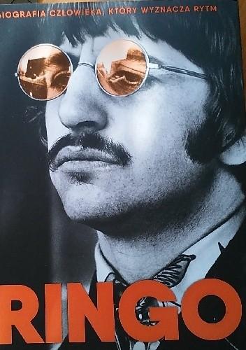 Okładka książki Ringo