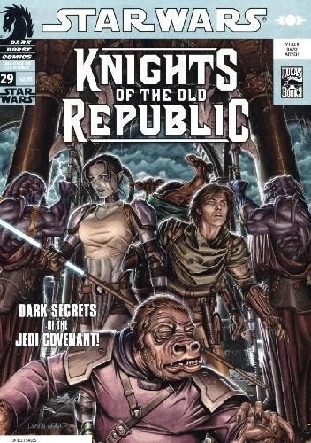 Okładka książki Star Wars: Knights of the Old Republic #29