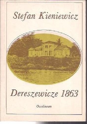Okładka książki Dereszewicze 1863