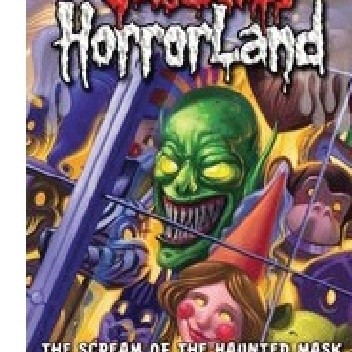 Okładka książki The Scream of the Haunted Mask