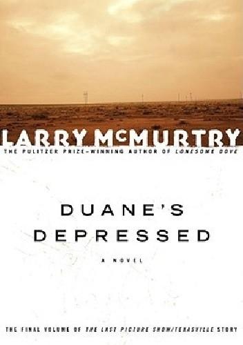 Okładka książki Duane's Depressed