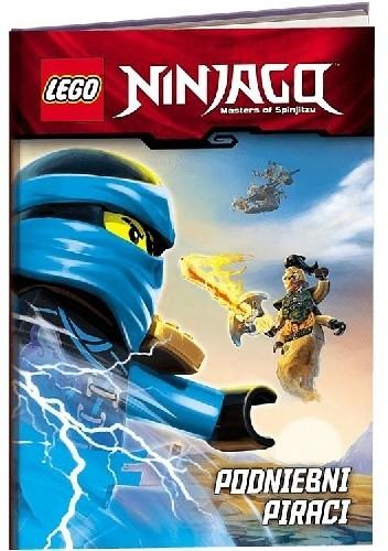 Okładka książki Lego Ninjago. Podniebni piraci