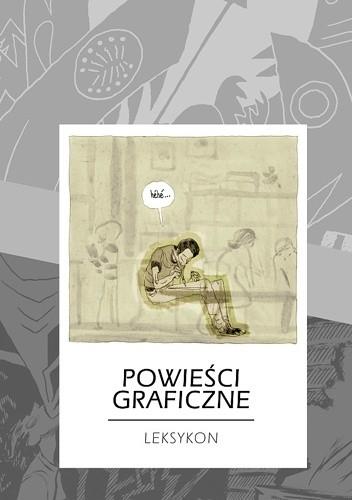 Okładka książki Powieści graficzne. Leksykon