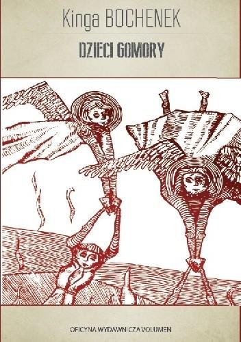 Okładka książki Dzieci Gomory