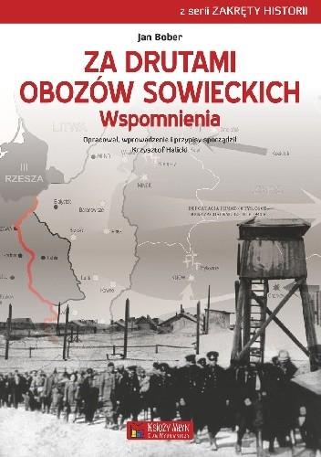 Okładka książki Za drutami obozów sowieckich. Wspomnienia