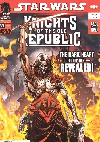 Okładka książki Star Wars: Knights of the Old Republic #33