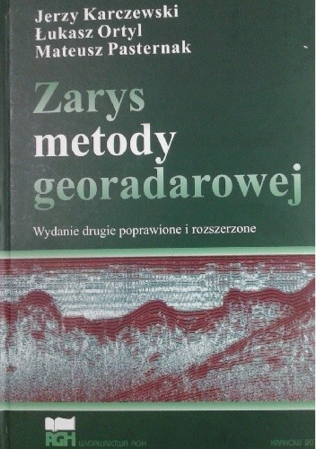 Okładka książki Zarys metody georadarowej