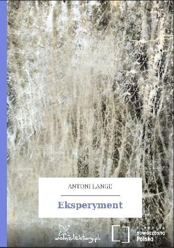 Okładka książki Eksperyment