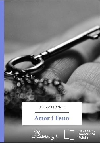 Okładka książki Amor i Faun