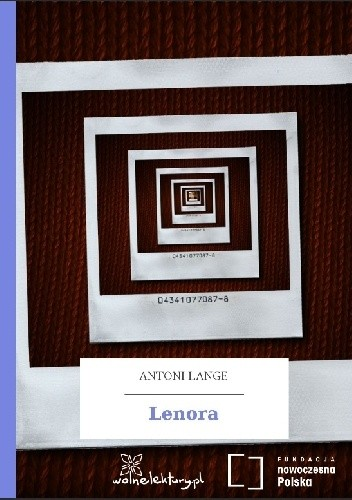 Okładka książki Lenora
