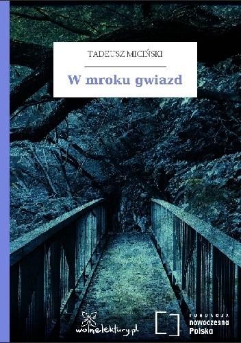 Okładka książki W mroku gwiazd