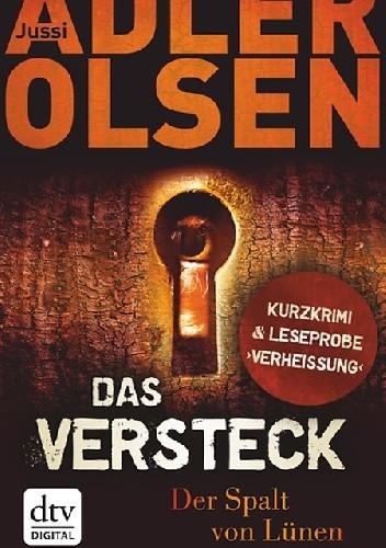 Okładka książki Das Versteck
