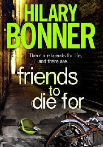 Okładka książki Friends to Die For